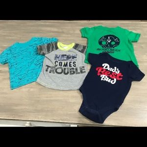 Other - Infant Shirt Bundle